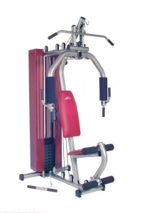 BODYLINE Stazione Home Gym Evolution Panca Attrezzatura Fitness