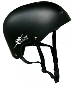 BODYLINE Casco Skater Casco Attrezzatura Pattini