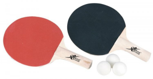 BODYLINE Ping-Pong Acquarius Racchetta Ping-Pong