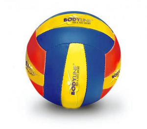 BODYLINE Pallone Beach Vbn Volley Pallone Attrezzatura Volley