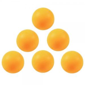BODYLINE Palline Ping-Pong Arancioni Pallina Ping-Pong
