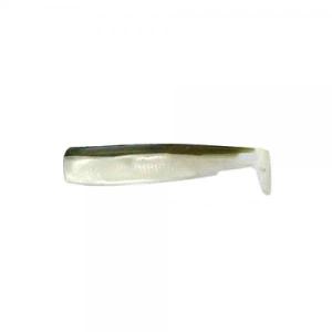 FIIISH Coda 12 cm Black Minnow Esche artificiali Attrezzatura Pesca BM003