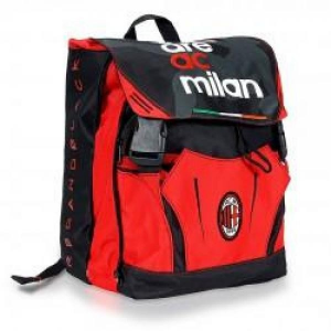 BEST POINT Zaino estensibile Milan Vario squadre Accessori Calcio MIL/87018-4