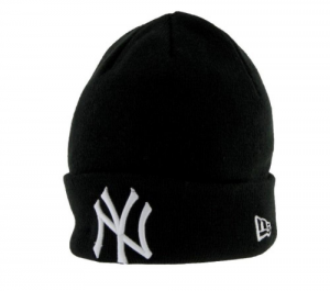 NEW ERA Cappello Seasonal Basic Cuff NYY Cappelli Snowboard 80043649 NYY
