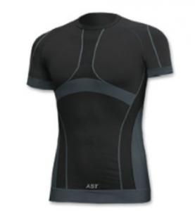 AST T-shirt intima sci uomo manica corta Intimo Abbigliamento Sci R27M-NCM