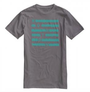 BURTON T-shirt uomo Crossed T.shirt m/m Abbigliamento Snowboard 139211-00083
