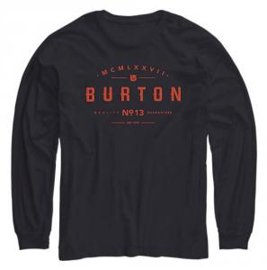 BURTON T-shirt bambino Numeral Jr manica lunga T.shirt m/l Bambino 139181-00344
