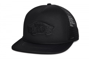 VANS Cappello con visiera Tucker Classic Logo nero nero