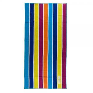ARENA Telo mare Stripes Towel Telo Accessori Mare 1B069-82