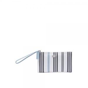LACOSTE Borsa donna Striped Clutch Bag Vario Accessori Casual NF1292-662