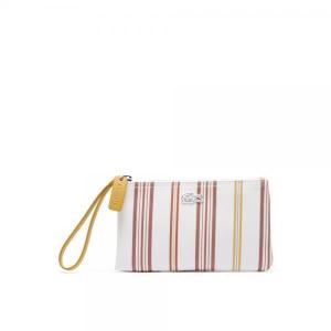 LACOSTE Borsa donna Striped Clutch Bag Vario Accessori Casual NF1292-657