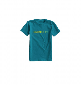 BURTON T-Shirt Logo Horizontal Bambino T.shirt m/m Snowboard 149101-479
