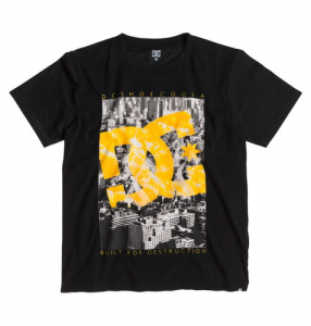 DC SHOES T-Shirt Borough SS Bambino T.shirt m/m Bambino EDBZT03048-KVJO