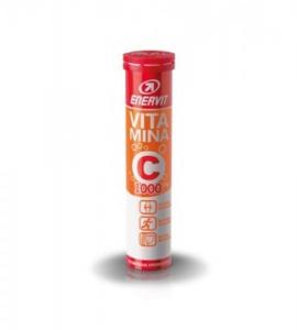 ENERVIT Integratore Vitamina C 1000 mg Vario Accessori Fitness 90505