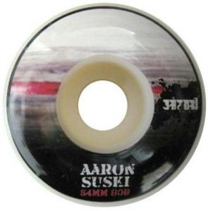 SATORI Ruote per skate Aaron Suski Color of Skateboarding 80B Skateboard SAT062