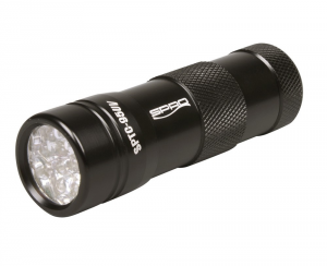 SPRO Torcia a 12 Led UV Flash SPLC95UV nero - Lampade pesca