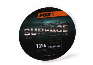 FOX Filo Surface Floater Mainline - Fili e filati pesca