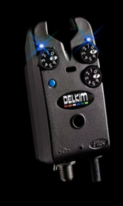 DELKIM Avvisatore acustico TX-I Plus blu - Avvisatori pesca