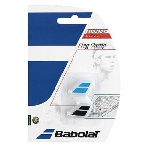 BABOLAT Antivibrante Flag Dump x2 Racchetta Attrezzatura Tennis 700032-146