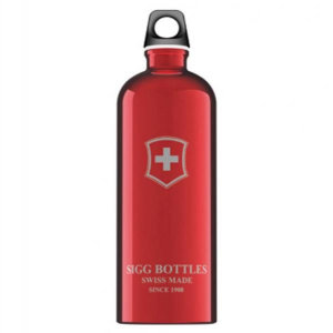 VICTORINOX Bottiglia Swiss Emblem Red 1 lt Vario Trekking SI SC100.01