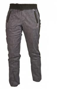 DEHA Jeans Donna Elasticizzato Lurex Pantalone cotone Fitness B22496-60150