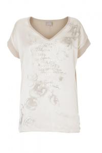 DEHA T-Shirt Donna Scollo V T.shirt m/m Abbigliamento Fitness B32600-16023
