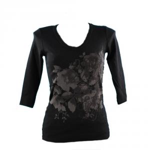 DEHA T-Shirt Donna Manica 3/4 T.shirt m/l Abbigliamento Fitness B32534-10009