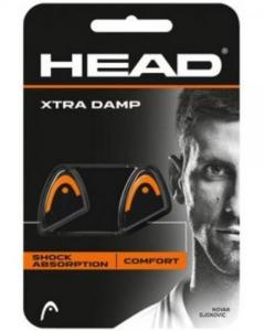 HEAD Antivibrante Xtra Damp Vario Attrezzatura Tennis 285511-BLK