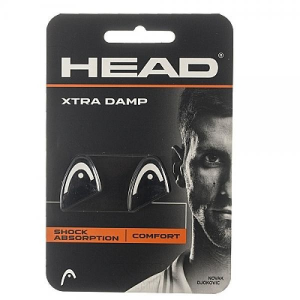 HEAD Antivibrante Xtra Damp Vario Attrezzatura Tennis 285511-WHT