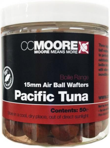 CC MOORE Boilies Pacific Tuna 15 mm Wafter Boilies Attrezzatura Pesca 90229
