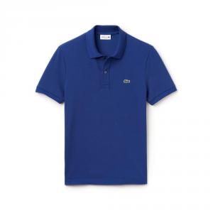 LACOSTE Polo uomo Slim Polo m/m Abbigliamento Casual PH4012-6ED