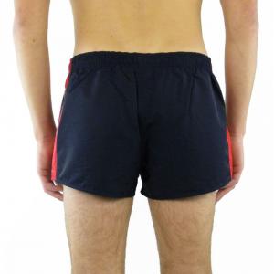 EA7 Boxer corto con scritta laterale Costumi Abbigliamento Mare 6P734-902005-0283