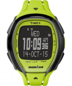 TIMEX Cronografo Uomo Ironman Sleek 150 verde - Orologi running
