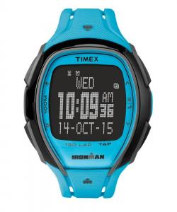 TIMEX Cronografo Uomo Ironman Sleek 150 azzurro - Orologi running