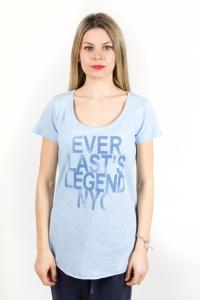 EVERLAST T-Shirt donna Light Jersey T.shirt m/m Fitness 20W810J69-3600