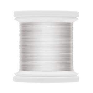 HENDS Filo di Rame Color Wire 0.14 grigio - Costruzione materiali pesca