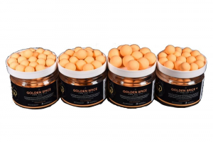 CC MOORE Boilies Golden Spice Pop Up 14 mm Boilies Attrezzatura Pesca 90277