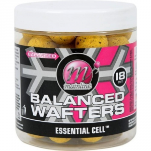 MAINLINE Boilies Wafter Essential Cell 15 mm Boilies Attrezzatura Pesca M21046