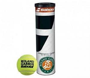 BABOLAT Tubo Palline French Open Pallina Attrezzatura Tennis 502034-113