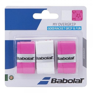 BABOLAT My OverGrip Multicolor 3 Pezzi Grip/overgrip Tennis 653045-184