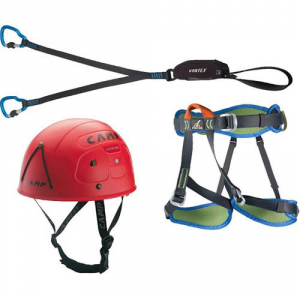 CAMP Kit Ferrata Vortex Vario Attrezzatura Trekking 2174