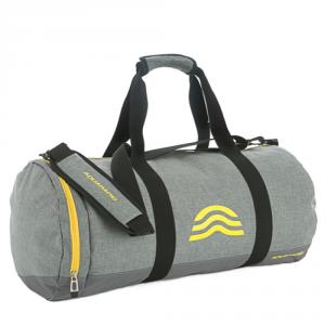 AQUARAPID Borsa Sportiva Orely grigio giallo - Borse sportive Nuoto