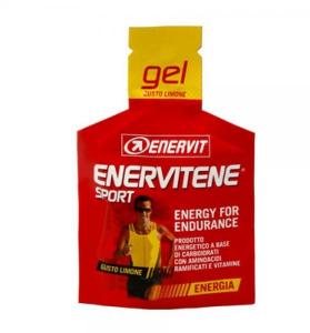 ENERVIT ENERVITene Gel Pack Limone Integratore Attrezzatura Fitness 96529