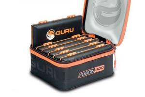 GURU Astuccio Fusion 400 Buffetteria Attrezzatura Pesca GLG01