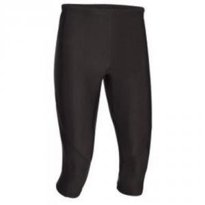 GETFIT Pantalone Uomo 3/4 Running Fuseaux Abbigliamento Running 3011632-BLACK