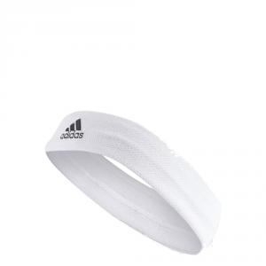 ADIDAS Fascia da Tennis Headband bianco - Polsino-fascetta tennis