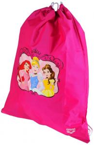 ARENA Sacca Piscina Bambina Principesse Disney rosa