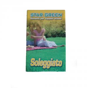 SEMINART Miscuglio tappeti erbosi per terreni soleggiati b/s 101 kg. 1