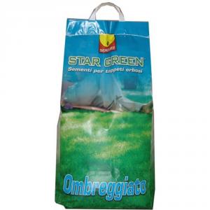 SEMINART Miscuglio tappeti erbosi per terreni ombreggiati a/s 110 kg. 1
