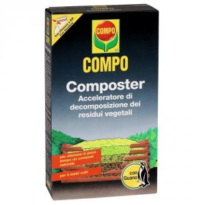 COMPO Attivatore di staggio 2kg - Giardinaggio compostaggio